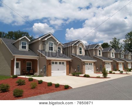 Low Income Retirement Condos or Complex