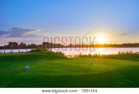 Golf Club Tee
