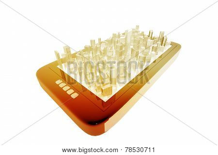 City And Digital Device