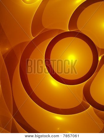 poster of Fire abstract background for creative design. Dark red and orange