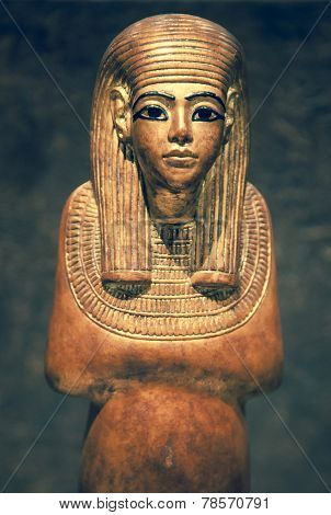 Sculpture From The Tomb Of Tutankhamun