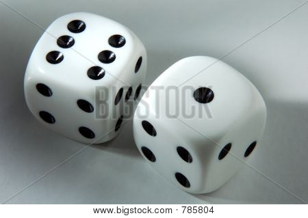 seven in dice