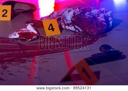 Evidences Of Crime