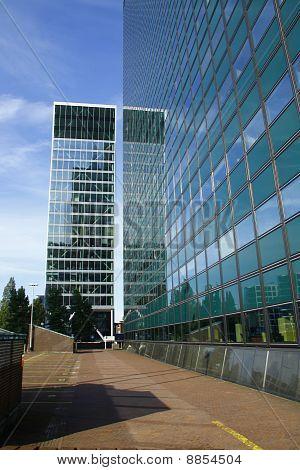 Dutch office buildings