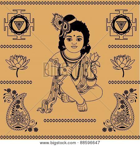 Indian Decorative Elements