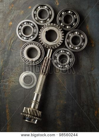 Bearings And Gear