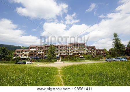 Housing Estate In Zakopane