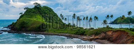 Beach in El Nido Palawan Philippines