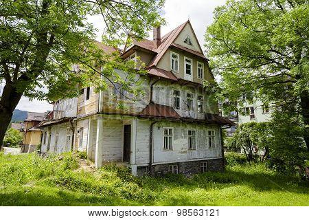 Villa Called Maryska In Zakopane, Poland