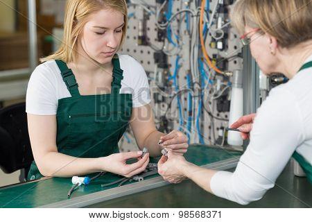 Helpful Fellow Worker