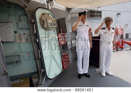 Japan Maritime Self-Defense Force