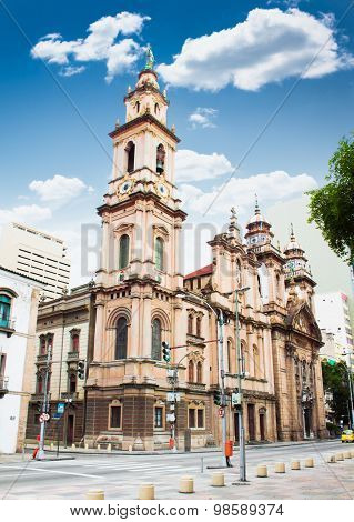 Church of Our Lady of Mount Carmel of the Ancient See is an old Carmelite church in Rio de Janeiro, Brazil. Igreja de Nossa Senhora do Monte do Carmo da antiga Se