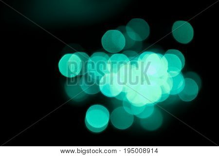 Bokeh Background Blur Light Retro Holiday Background