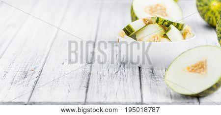 Portion Of Futuro Melons