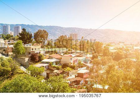 Houses In Vina Del Mar, Chile