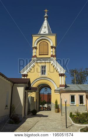 St. Nicolas church in Kamyanets Podolsky Ukraine