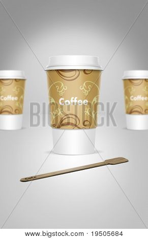 Takeaway Coffee