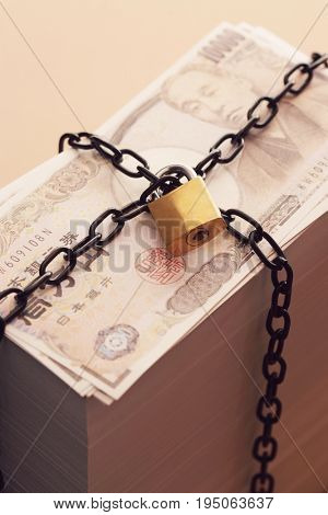 Money Wrapped in Chains
