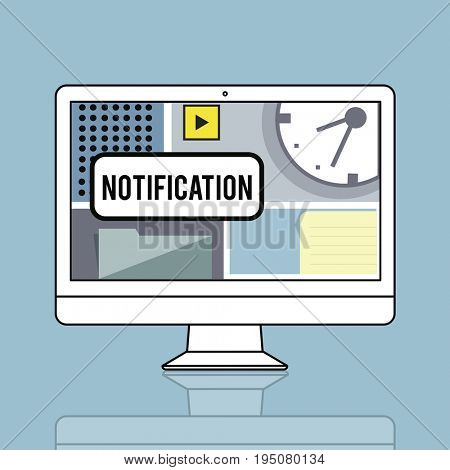 Deadline Task Priority Notification Reminder Graphic