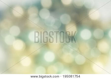 Abstract background with a colored bokeh