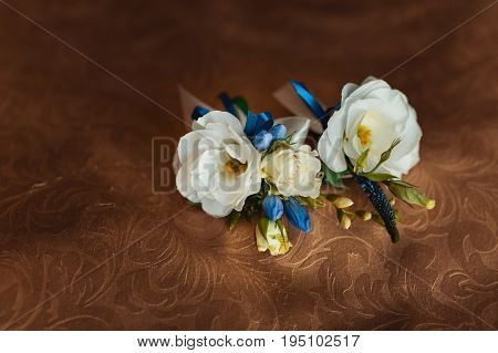 Boutonniere Groom And Man