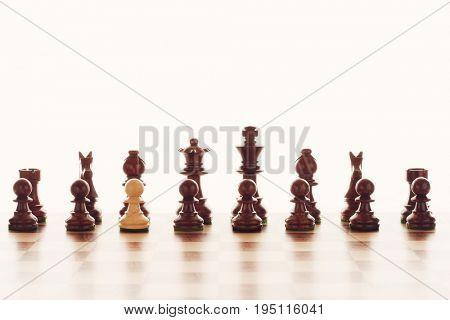 Nonconformist Pawn