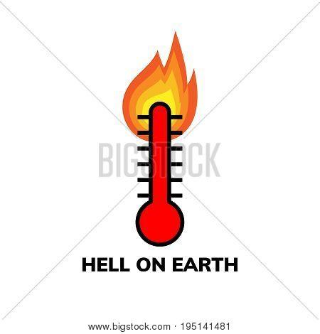 Temperature Icon, Clip Art
