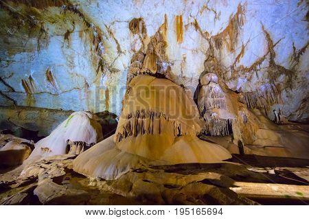 geology underground speleology nature Cave Stalactite Stalagmite