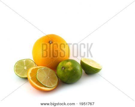Orange And Limes