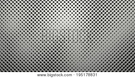 Creative Lattice Metal Background