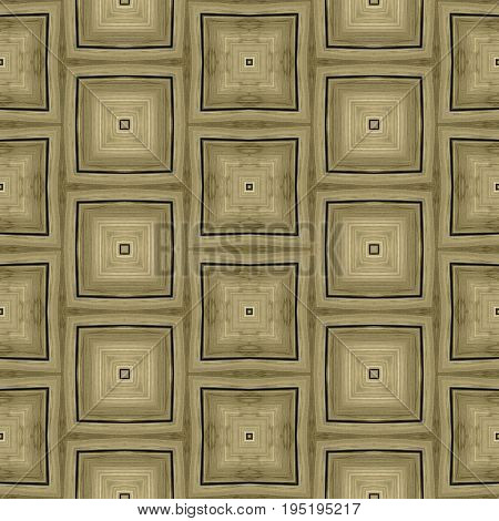 Ivory ecru repeating oriental exotic tribal seamless pattern background