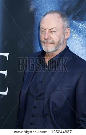 LOS ANGELES - JUL 12:  Liam Cunningham at the