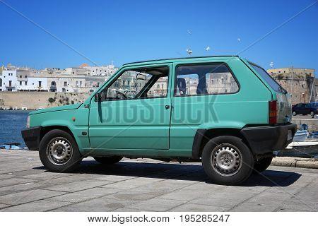 Old Fiat Panda