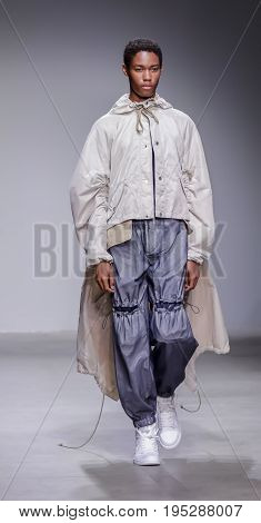 Nyfw: Men's - Feng Chen Wang Ss18 Collection