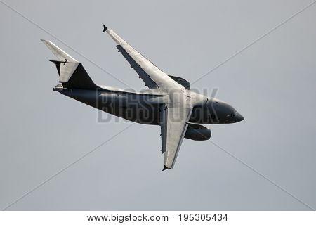 Antonov An-178 Cargo Aircraft