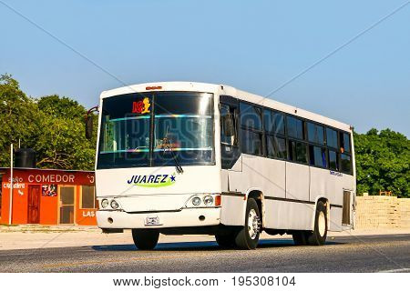 Intercity Coach Bus