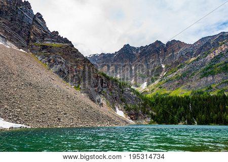 O'brien Lake Banff National Park