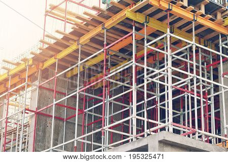 elements of building construction formwork. The concept of the construction business.