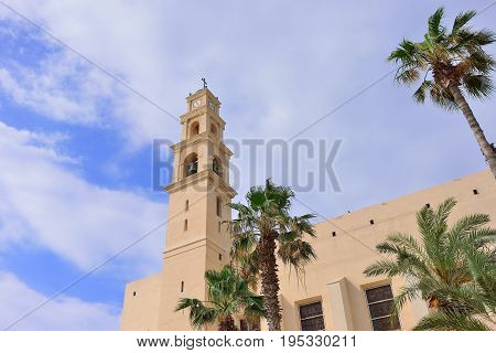 Jaffa is an ancient port city believed to be one of the oldest in the world. Jaffa has been incorporated with Tel Aviv creating the city of Tel Aviv-Yafo Israel.
