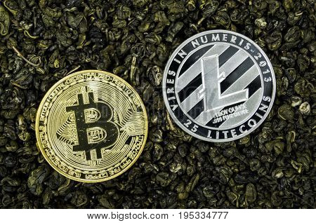 Bitcoin And Litecoin Is A Modern Way Of Exchange And This Crypto Currency Is A Convenient Means Of P