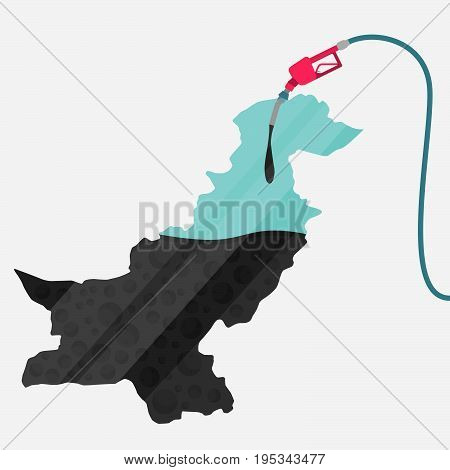 Oil Of Pakistan