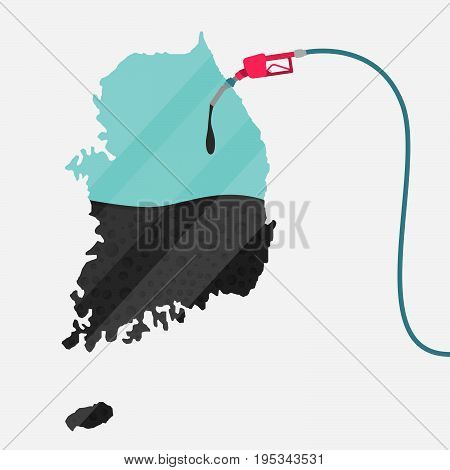 Oil Of South Korea