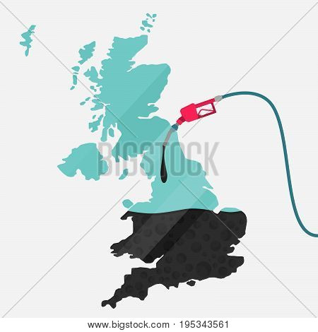 Oil Of United Kingdom