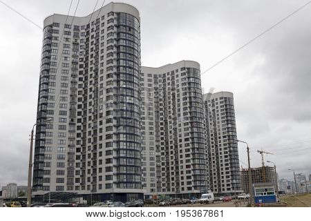 New Government Apartments