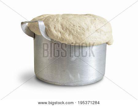 Pan With The Dough