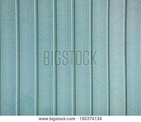 Old Blue Siding Texture. Vintage Panel Background