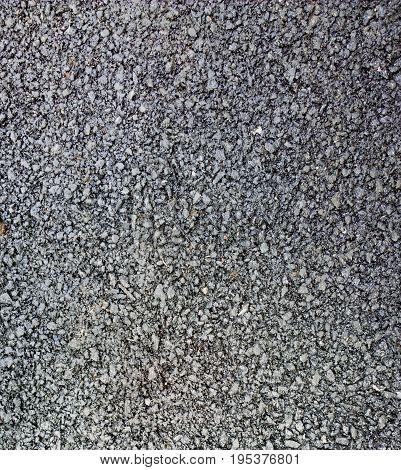 New Asphalt Texture. Black Road Surface Background.
