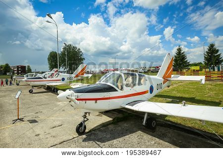 Airvg2017 Aviation Day In Velika Gorica