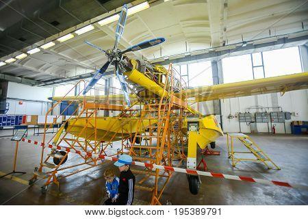 Airvg2017 Aviation Day In Velika Gorica