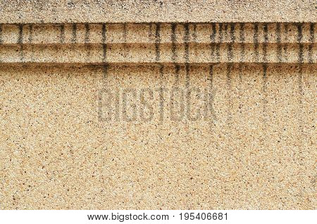 dirty gravel with sand wall texture background